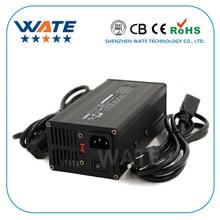 84 v 4a carregador 20 s 72 v e bike li ion bateria carregador inteligente lipo/limn2o4/licoo2 carregador de bateria com ventilador de alumínio caso