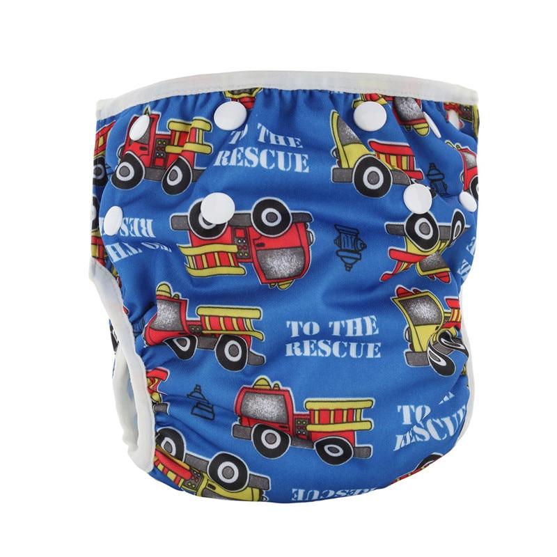 Kolam Popok Popok Kotak Mesh Reusable Swimwear Bernapas Popok Bebe - Popok dan pelatihan toilet