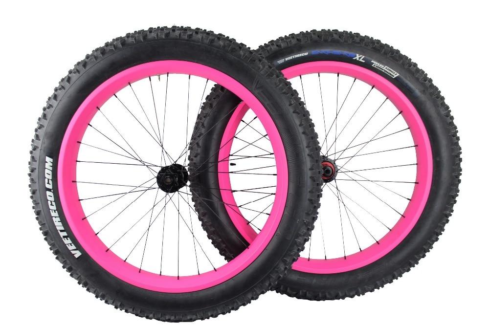 Chinesische Kohlenstoff Fett Fahrrad Rad, Carbon Dreht Klammer 26er ...