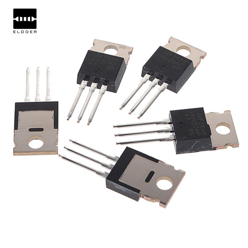 Transistor MOSFET IRFZ44N N-CHANNEL IRFZ 44 N TO-220 49A 55V