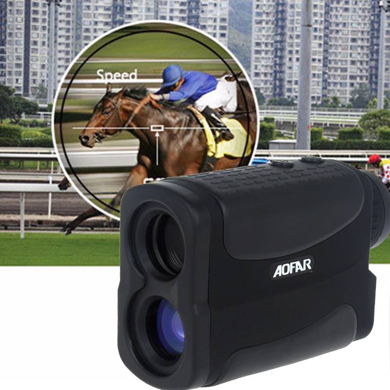 700m Laser Rangefinder Scope 6x25 Optics Binoculars Hunting Golf Laser Range Finder Outdoor Distance Meter Measure Telescope стоимость