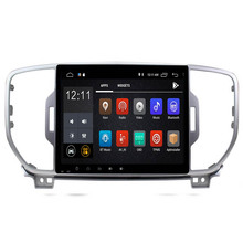 4G+32G Android 9.0 Car Radio Multimedia Player GPS Navigator For KIA Sportage 4 2016 2017 2018 2019 KX5 Audio 2Din no DVD