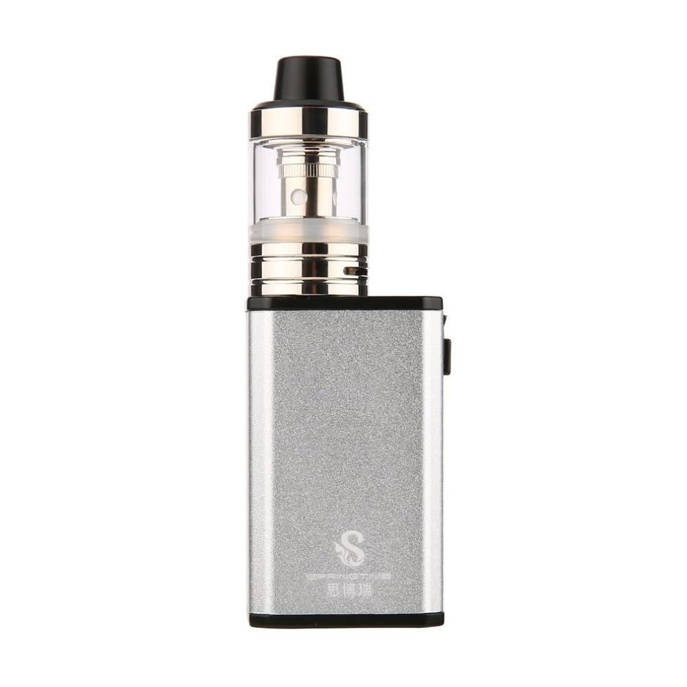 Elektronik Sigara Vape Kit E Cigarette Box Mod 20W/30W/40W 18350 Mod 2.5ml Atomizer Vaporizer Vaporizador Electronic Cigarettes
