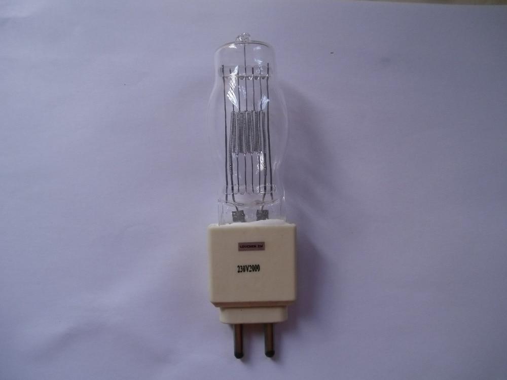 G15 stage lights lamp 2000w quartz bulb spotlight bulbs Return Light stage bulb stage lights 2KW soft lights bulbs