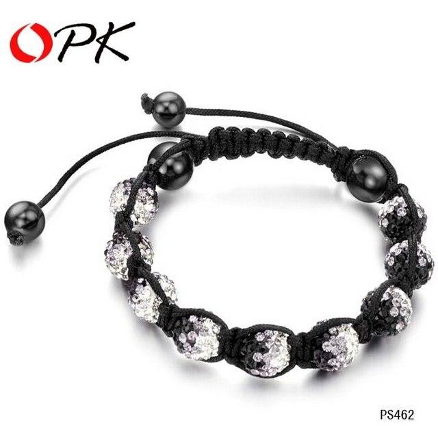 OPK JEWELRY chamballa Bracelets , Candy Jewelry  shamballa   Free SHipong 462