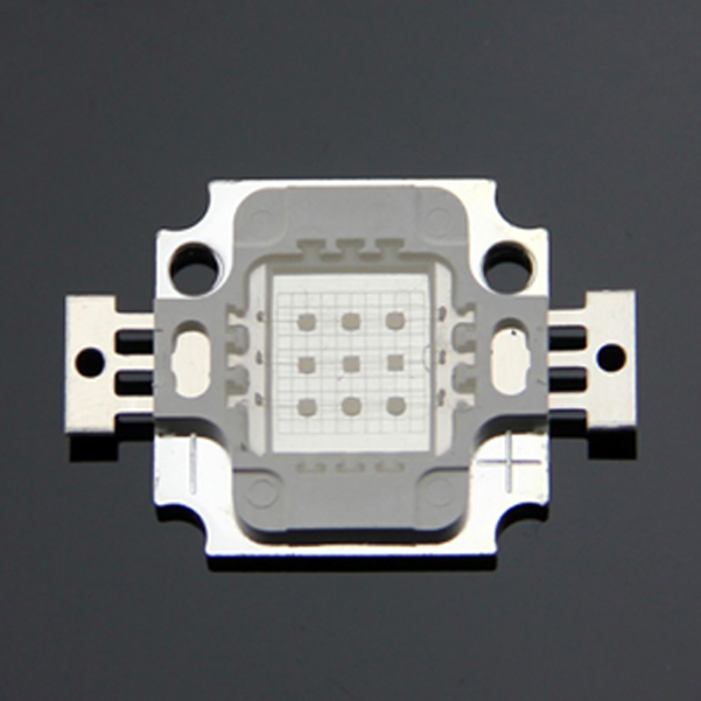 1pc 10W 20W 30W 50W 100W 365nm uv led chip led bead chips for High Power UV LED Free Shipping