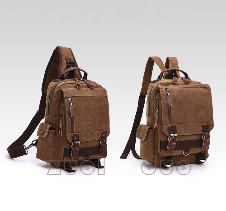 Canvas Backpack Men Travel Bags Holographic Backpack Laptop Vintage  Backpacks Multifunction Travel Military Bag Sac a 8d5ebbfde68e4