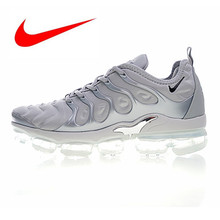 07ac627e9ee8 NIKE AIR VAPORMAX PLUS Men s Running Shoes Wear-resistant Non-slip  Breathable Outdoor