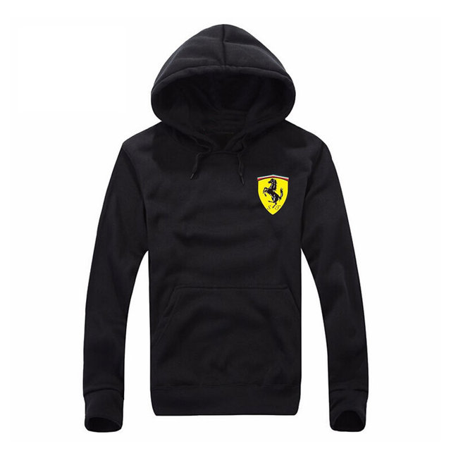 Ferrari Hoodie (4 colors)