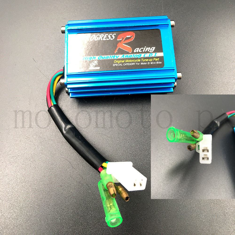 Free Shipping Performance 5 Pin Racing Cdi Box Ignition For Yamaha Jog Scooter Moped 2 Stroke