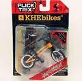 Lo nuevo Flick Trix Bmx bike el Dedo naranja Diecast Aleación De Níquel Stents Profesional Dedo de La Bicicleta de La Novedad Mini Juguetes