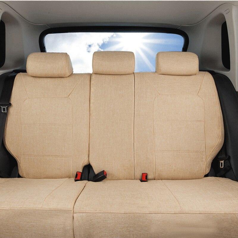 autodecorun aanpassen auto zitkussen voor toyota venza 2009 stoelhoezen set cars seat ondersteunt auto interieur accessoires in autodecorun aanpassen auto