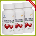 3 bottles/lot q10 coenzyme powder capsules