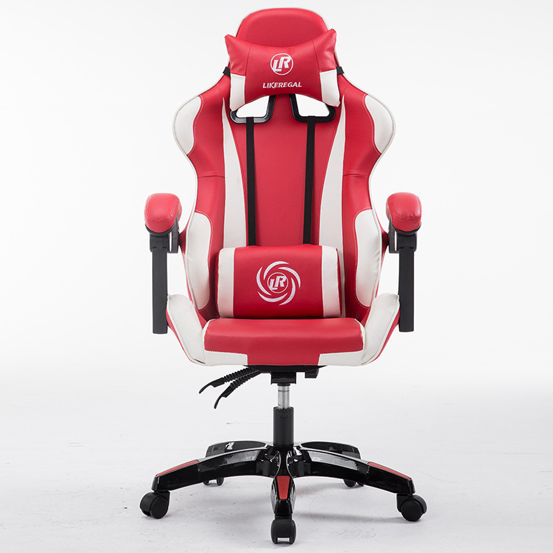 High Quality Silla Gamer Office Chair Esport Gaming Bureau Chaise Recliner Armrest Armchair Pillow Footrest Ergonomics Furniture