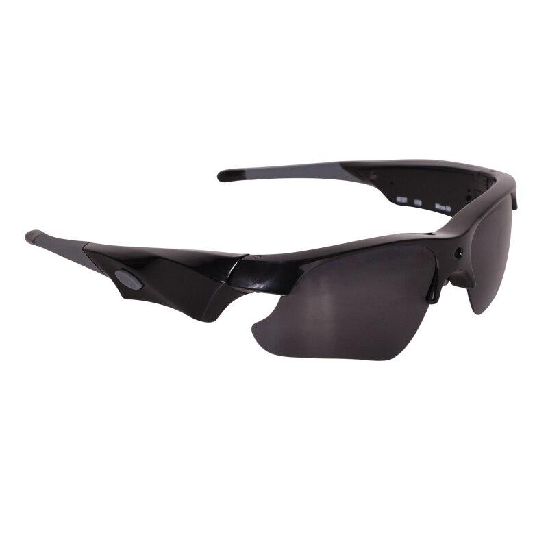 Camera Glasses 1080P Sunglasses Bicycle Glasses UV Protection Eyewear Unisex Design for Sports Riding Fishing Motorcycle