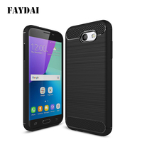 For Samsung Galaxy J3 Prime Case Luxury Soft Silicone Cases TPU Back Cover Case For Samsung