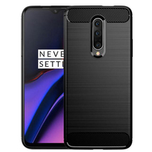 For Oneplus7 Pro Case Carbon Fiber TPU l-S Silicone soft cover For Oneplus 7 Pro Seven A7000 7Pro Phone Bag Case