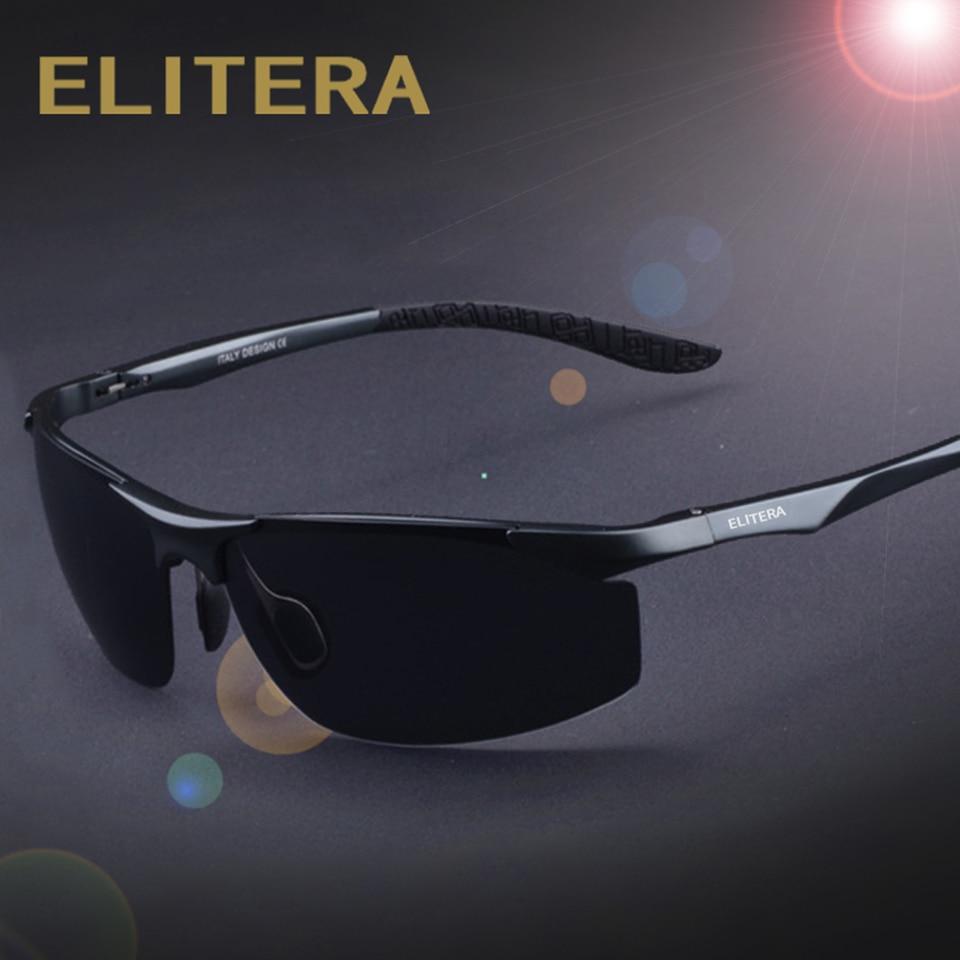 ELITERA marka muške aluminijske magnezij sunčane naočale HD - Pribor za odjeću - Foto 3