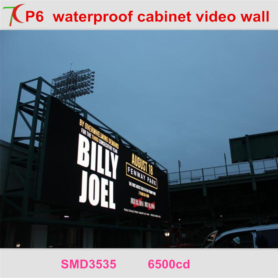 Most popular P6 smd waterproof screen widely used in outdoor advertisement ,shop signs ,video wall ,squareMost popular P6 smd waterproof screen widely used in outdoor advertisement ,shop signs ,video wall ,square