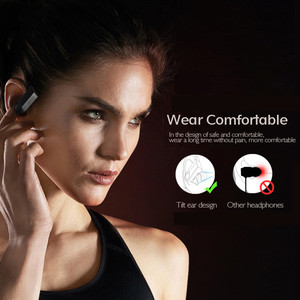 Image 5 - Waterproof Wireless Headphone Stereo Bluetooth headphones In Ear Bluetooth Earphone MP3 Player with Micphone for iPhoneX Android