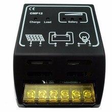 1 шт. Высокое качество Новый Панели солнечные Зарядное устройство регулятор 10A 12 В/24 В, автоматическое переключение CE TSR безопасный для защитные устройства