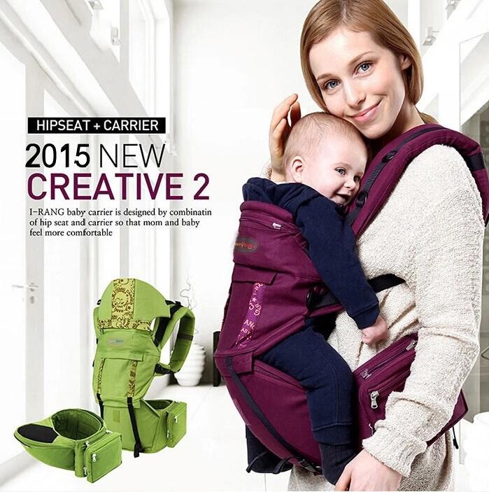 2 Color Korea Style Baby Carrier Best Selling Classic Backpack