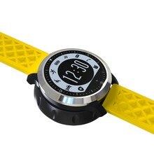 Fortsetzung Verkauf Austauschbaren Gurt Smartwatch Impermeabile Pulsmesser Schlaf-monitor Schrittzähler Für IOS8.0 Android4.3