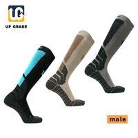UG atualização homem caminhadas meias esportivas meia atacado personalizado china fábrica quick dry anti deslizamento respirável anti derrapante