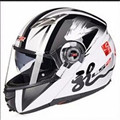 Free Shipping Authentic Motorcycle Helmets Flip-Up Helmet& Double Lens Moto Modular Capacete Casco Ls2 FF370 ,Capacete