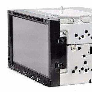 Image 3 - HEVXM 7080B 7 дюймовый автомобильный DVD плеер FM Радио BT DVD плеер обратный приоритет многофункциональный автомобильный DVD плеер
