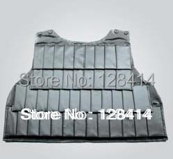 MILITECH NIJ Rated Level 1 Stabproof Vest 24 Jouls Hard Plate Stab Proof Vest Light Weight Puncture Proof Vest NIJ 0115.00 Lvl 1