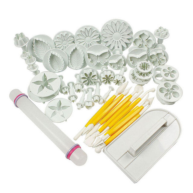 Fondant Cake Decorating Sugarcraft Cutter top kitchen tools