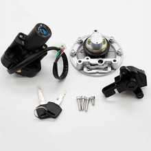 цена на Ignition Switch Set Gas Cap Lock Key For Yamaha XJR400 XJR1200 XJR1300
