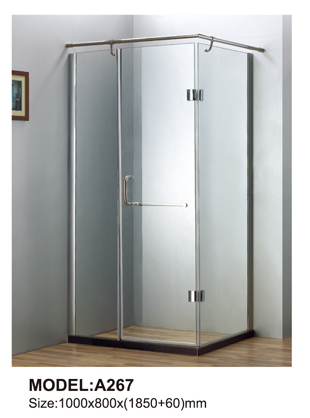 Indoor Simple Shower Room For Home Standard Size Shower Room On  Aliexpress.com | Alibaba Group