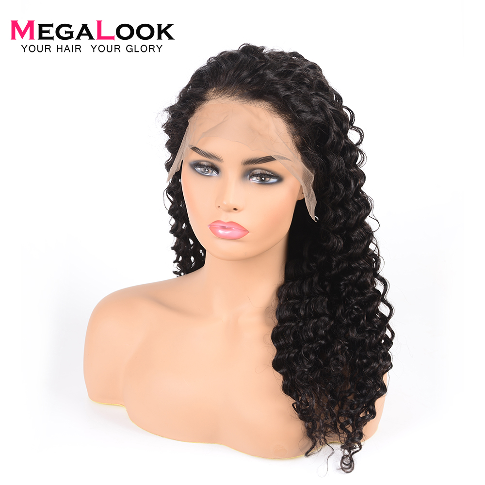 Human Hair Lace Wigs Glorious Sapphire Short Lace Human Hair Wigs For Women Brazilian Ocean Wave Remy Human Hair No Smell Lace Front Wigs For Black Women