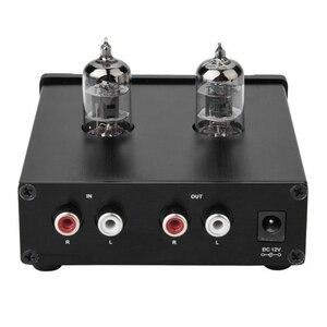 عالية الجودة أنبوب فونو المرحلة الرقمية الدوار الصوت قبل مكبر للصوت مرحبا فاي AUX المضخم