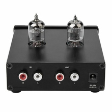 цена High Quality Tube Phono Stage Digital Turntable Audio Pre-Amplifier Hi-Fi AUX Preamplifier