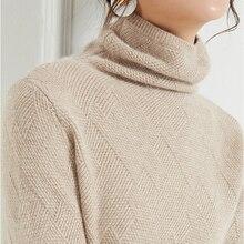แคชเมียร์เสื้อกันหนาวและ Soft ผู้หญิงจัมเปอร์ฤดูใบไม้ร่วงฤดูใบไม้ร่วงหญิงถักยี่ห้อ Pullovers