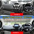 Car dashboard covers  accessories sticker dashmat for Ford Transit Connect Titanium Wagon 2013 2014 2015 2016  rhd