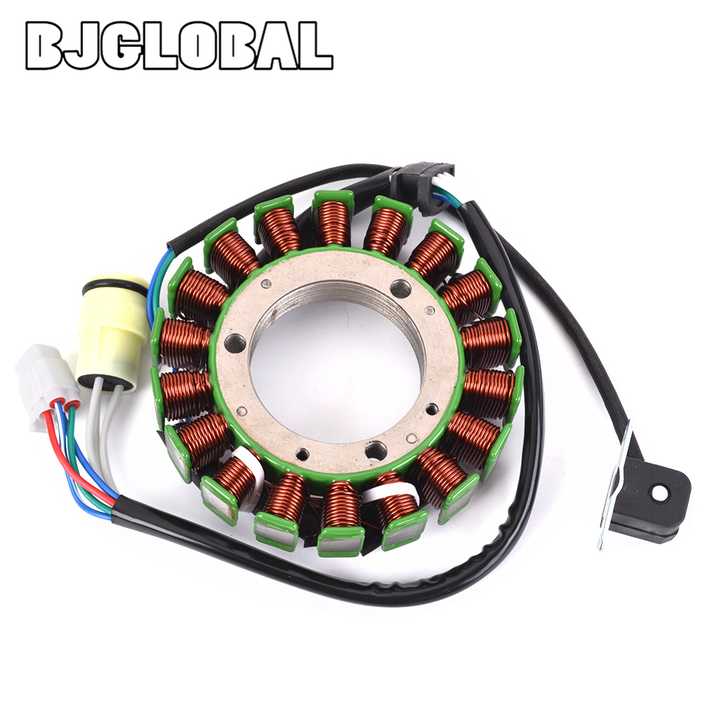 Image 2 - Motorcycle Magneto Stator Coil Generator For Yamaha YFM350X Warrior YFM350R RAPTOR 350 5NF 81410 00 YFM350FX 4x4 Wolverine 350-in Motorbike Ingition from Automobiles & Motorcycles