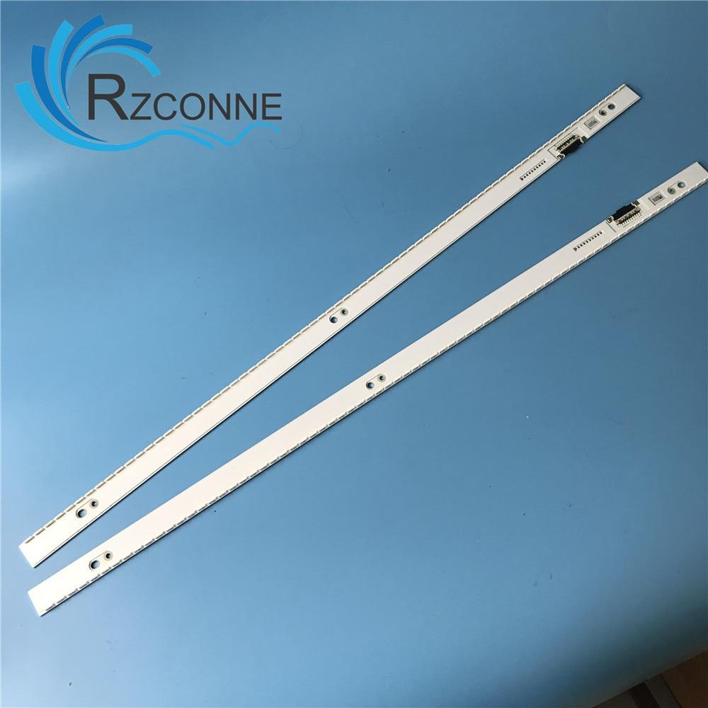 594mm LED backlight Strip 72LEDs for Samsung 48 inch Curved TV 14Y 48FSTVMB3SR4 2014SVS48 LM41 00086P