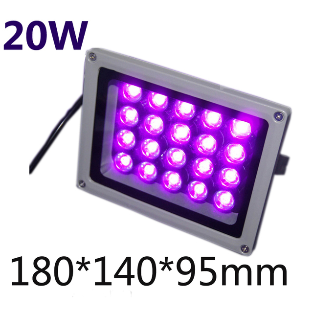 6W/20W UV led Lamp Curing Light with Handle, LOCA UV Glue Dryer for Refurbish LCD