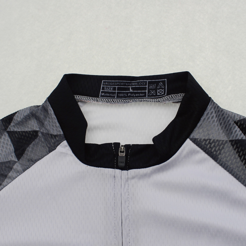 High Quality Sport Bike Clothing Brand Bicycle Clothes Full Zipper