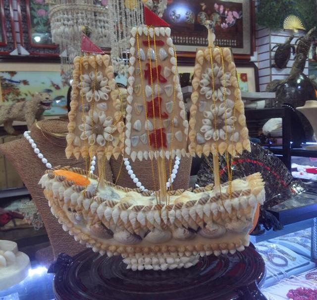 Set Suit Length 33cm Factory Wholesale Handicrafts Handmade Shell
