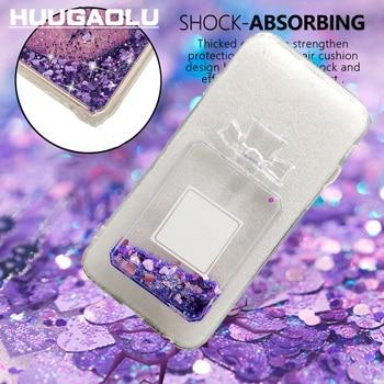 Funda 3D con botella de Perfume para HTC Desire 12 Plus U12...