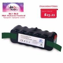 Bateria para Irobot Atualizado 3.8ah Capacidade 14.4 V Nimh Roomba 500 600 700 Série 800 510 530 550 560 620 650 770 780 870 880 R3