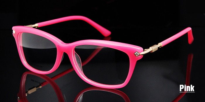 Eyeglass Frames with Rhinestones (1)