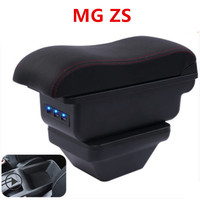 For MG ZS Armrest box central Store content box interior 2017 2018