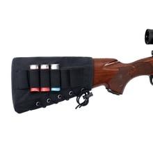 Страйкбол Тактический военный 6 стрелок 12 20 калибровочный пистолет корпус патрон калибровочный патрон 19x12 см Molle картридж для охоты ремень
