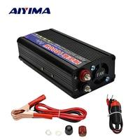 AIYIMA Pure Sine Wave Inverter 1000W DC12V/24V To AC220V 50HZ Power Converter Booster Voltage Transformer